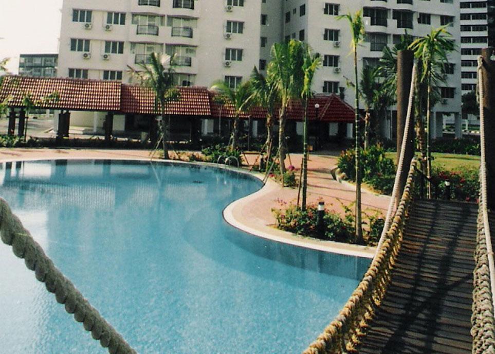 garden city melaka service apartments rates