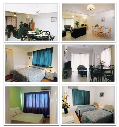 Garden City Melaka Service Apartments Rates